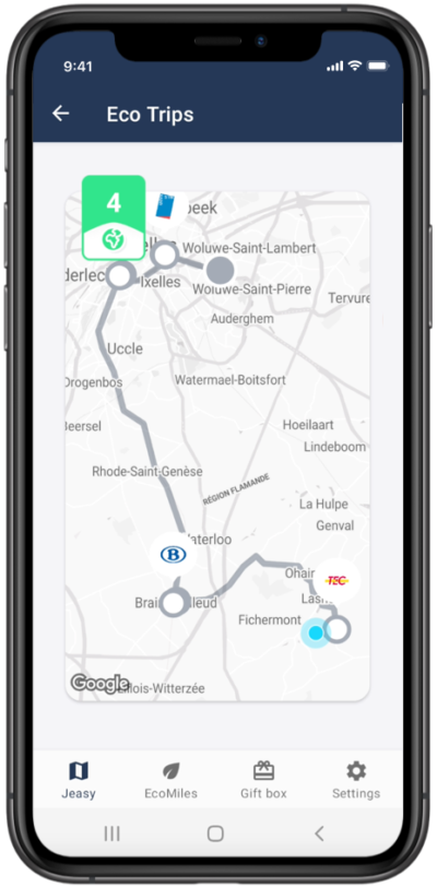 Routing Planner
